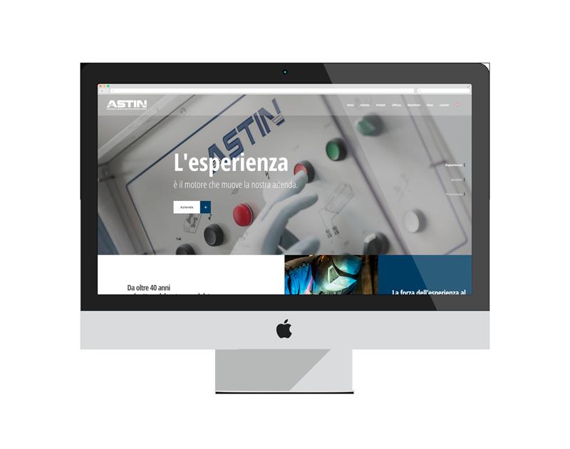 Esempio realizzazione sito web Varese